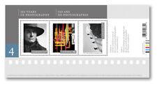 Canada 2903 Canadian Photography souvenir sheet (3 stamps) MNH 2016