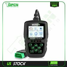 Scanner Diagnostic Code Reader OBD2 OBDII EOBD Diagnostic Tool Kit 8-18V KWP2000