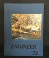 1972 South Dakota School of Mines and Tech SDSM SDSMT yearbook year book