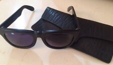 Y's for men, Vintage Eyewear Sunglasses, Matte Black #111-700, Yojhi Yamamoto
