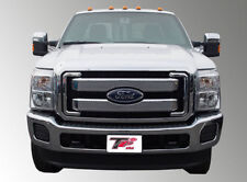 FORD F-250/350 SUPER DUTY 2011 - 2016 TFP CHROME GRILLE OVERLAY/INSERT