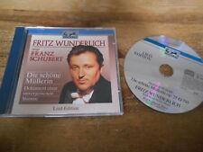 CD Klassik Fritz Wunderlich - singt Franz Schubert (22 Song) BMG / EURODISC jc