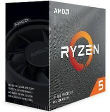 AMD Ryzen 5 3600 6C 12T 3.6GHz (4.2GHz Max Boost) AM4 65W Desktop Processor