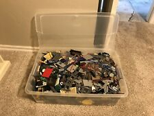 LEGO Brick Lot 20+ Lbs: Star Wars, Indiana Jones; Many colors, types, and sizes!