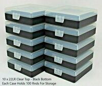 Holds 60+10 Sighting Pellets Competition Ready .177 Air Pellet Plastic Holder