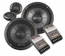 "Soundstream RC.6 Reference 400 Watts 6.5"" Component Speakers Tweeters Set 6-1/2"""