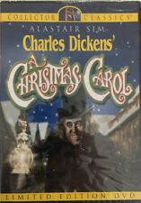 A Christmas Carol DVD Charles Dickens' Alastair Sim-RARE VINTAGE-SHIP N 24HR-NEW