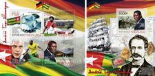 Francobolli a tema personaggi e figure da Togo