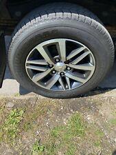 Toyota Hilux Alloys 18 Inch Plus Tyers