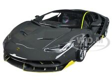 LAMBORGHINI CENTENARIO GREY 1/18 DIECAST MODEL CAR BY MAISTO 31386
