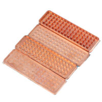 New NVME NGFF M2 SSD Radiator Thermal Conductivity Copper Heats wg
