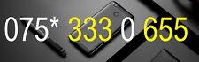 GOLD VIP BUSINESS EASY MOBILE PHONE NUMBER DIAMOND PLATINUM SIM CARD O2 NETWORK