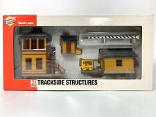 WALTHERS/CORNESTONE HO Scale TRACKSIDE STRUCTURES Discontinued NIB