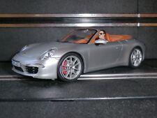 Evolution --  Porsche 911 Carrera S Cabrio cabriolet silber  --- NEU  ---