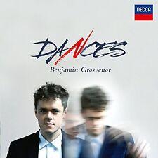 Benjamin Grosvenor - Dances [New CD]