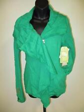 Neuf Notre-Dame Irlandais Femmes Taille XS XS Designer Zip-Up Veste Meesh & Mia