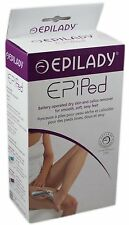 Electric Epilady Foot Callus Remover Dry Dead Skin Pedicure File Care Kit Epiped
