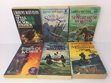 Lawrence Watt-Evans Books Lot 6 Science Fantasy Paperback Collectibles Etch