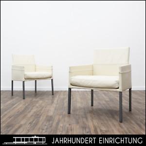 KFF Ligne Roset   1 v. 3   TEXAS LOUNGE Sessel   Ledersessel   Design Armchair