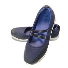 Vionic Womens Agile Opal Slip On Mary Jane 2 Strap Comfort Sneakers Sz 9 EUC