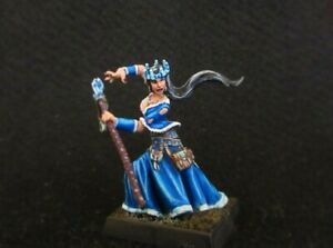 Reaper Miniatures, Winter Witch, Sorceress (Metal) Painted D&D,Dark Sword