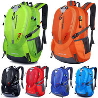 Men Camping Backpack Hiking Rucksack Trekking Bag Outdoor Climbing Luggage Packs