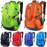 Men Large Sport Travel Backpack School Bag Hiking Camping Trekking Pack Rucksack