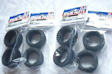 TAMIYA 1/10 RC CAR TIRE(51427) 60D Rally Block tire for M-chassis (8tires)