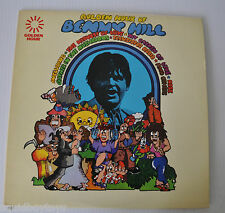 GOLDEN HOUR of BENNY HILL LP Record 1980s comedy