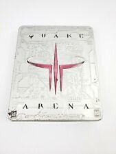 Quake III 3 Arena - RARE Metal Tin Collectors Edition PC Game Tested Works