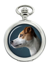 Parson Russell Terrier Pocket Watch