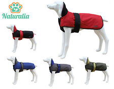 CAPPOTTINO THERMO impermeabili e anti-vento per Cani varie misure e colori