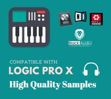 Roland Fantom ~ 35GB of Logic Pro X SAMPLES ~ Over 30,000 Samples