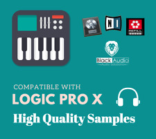 Korg Triton Extreme ~ 40 GB of Logic Pro X SAMPLES ~ Over 30,000 Samples