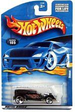 2001 Hot Wheels #105 Demon Malaysia base