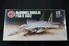 XK055 AIRFIX 1/72 maquette avion MCDONELL DOUGLAS F15AB EAGLE 05015 serie 5 1986