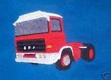 ERF B Series Daycab embroidered on Polo Shirt