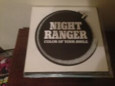 "NIGHT RANGER SPANISH SAME SIDED 7"" SINGLE SPAIN - COLOUR - HARD ROCK - CLASSIC"