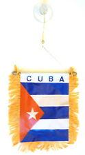 Cuba Mini Banner / Cuba Flag