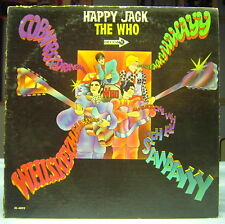 The Who Vintage LP HAPPY JACK Original MONO VG+