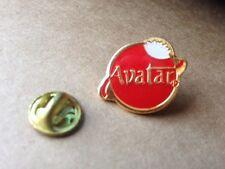 Avatar Star's Edge International Metal Pin Equilibrium Human Development Pinback