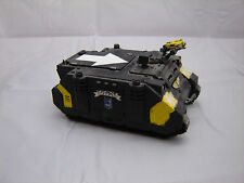 Warhammer 40K Space Marine  Rhino Tank painted table ready