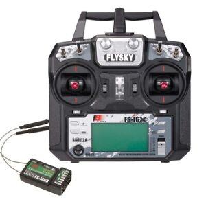 FS-I6X Flysky AFHDS Remote Transmitter FS-IA6B Receiver RC for Drone Quadcopter
