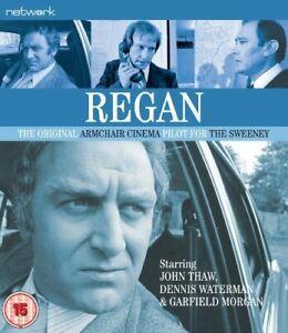 Regan - The original Armchair Cinema pilot for The Sweeney [Blu-ray] [DVD]