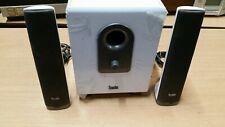 Hercules XPS 2.140 slim Computer Speakers (E161W2)