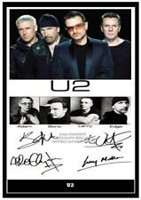 More details for (292) u2 bono signed a4 photograph (reprint) great gift @@@@@@@@@@@@@@@@@@@@@@@@