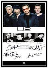 292       . U2 BONO  SIGNED   PHOTOGRAPH +++++++++great gift