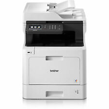 Brother Dcp-l8410cdw A4 Colour Multifunction Laser Printer
