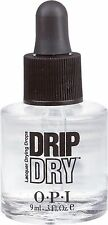 OPI Drip Dry Lacquer Drying Drops 0.30 oz (Pack of 3)