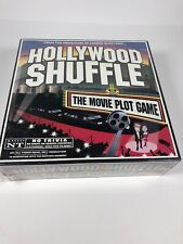 """Hollywood Shuffle """"The Movie Plot Game"""" Board Game 2007 All Things Equal New"""